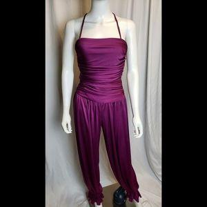 Vintage Easy Street Fashions Jumpsuit